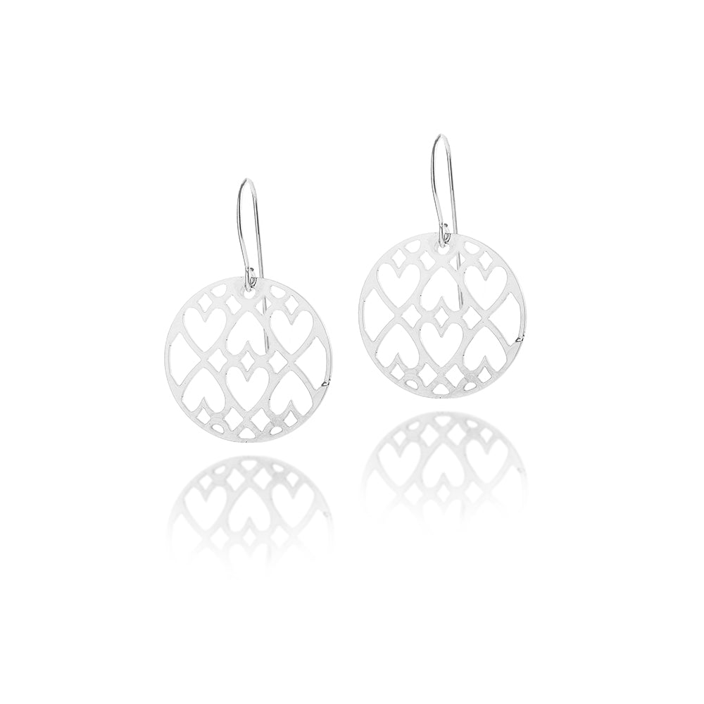 Patience Petite Drop Earrings