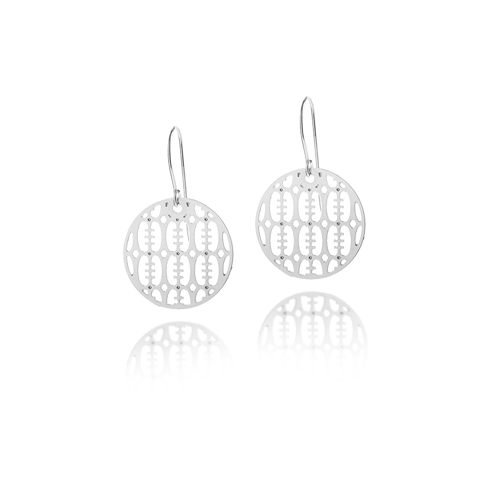 Load image into Gallery viewer, Friendship Petite Drop Earrings