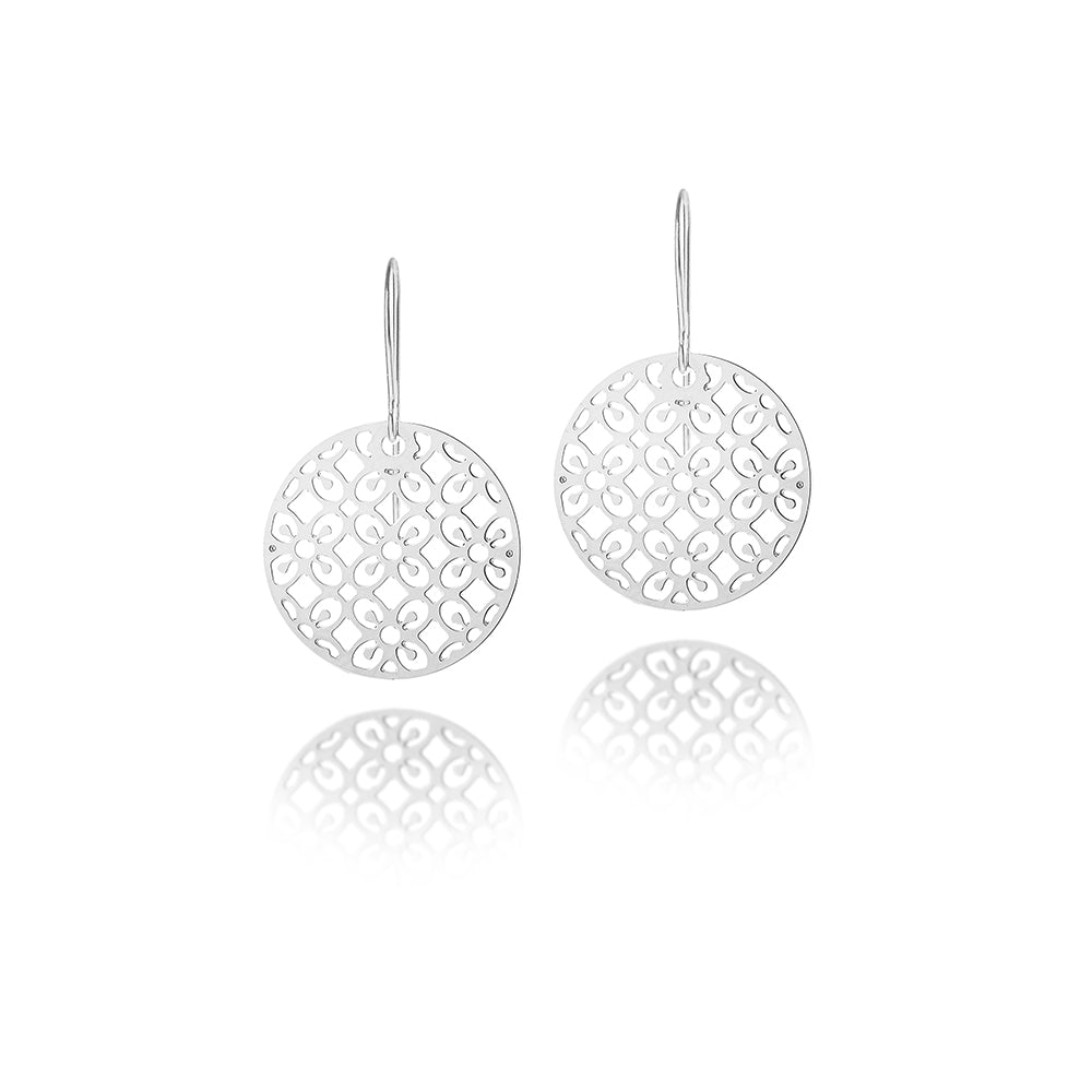 Load image into Gallery viewer, Abundance Petite Drop Earrings