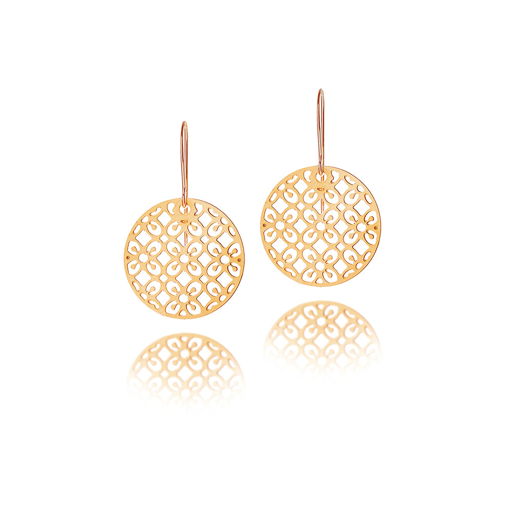 Abundance Petite Drop Earrings
