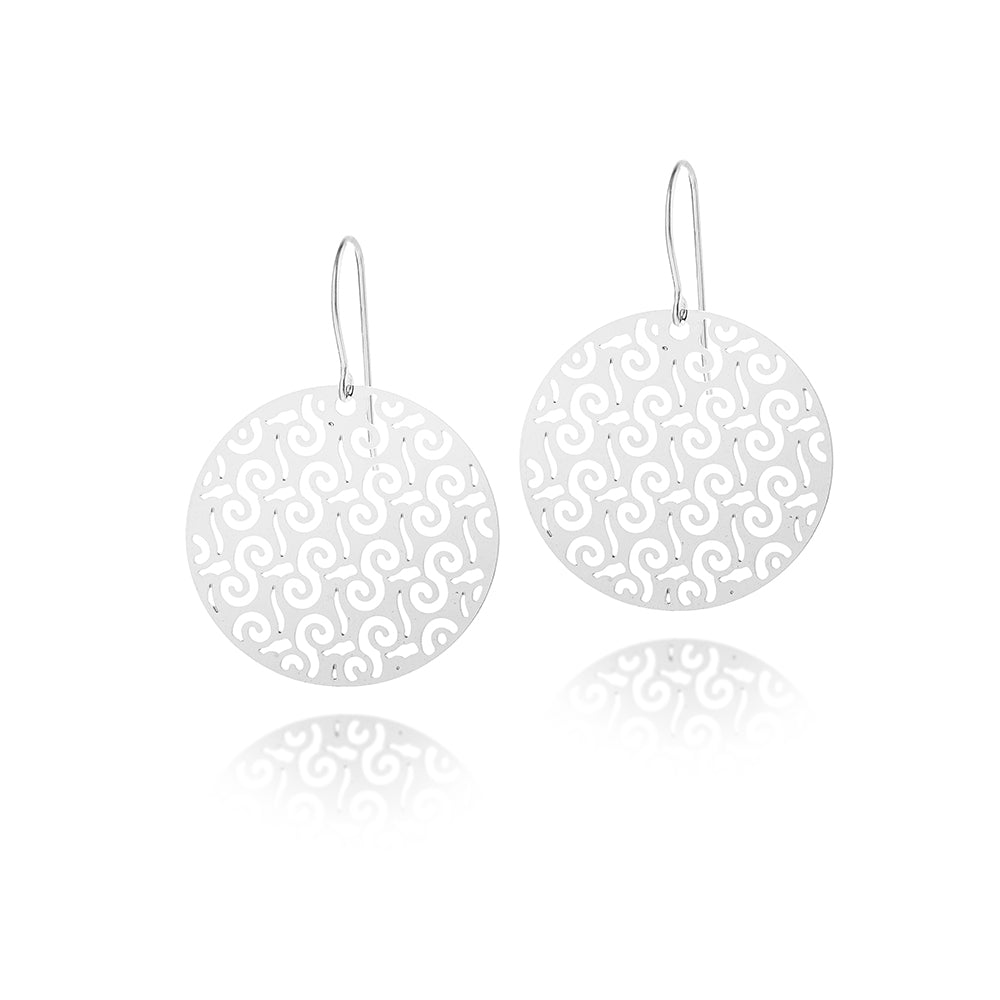 Bravery Small Drop Earrings