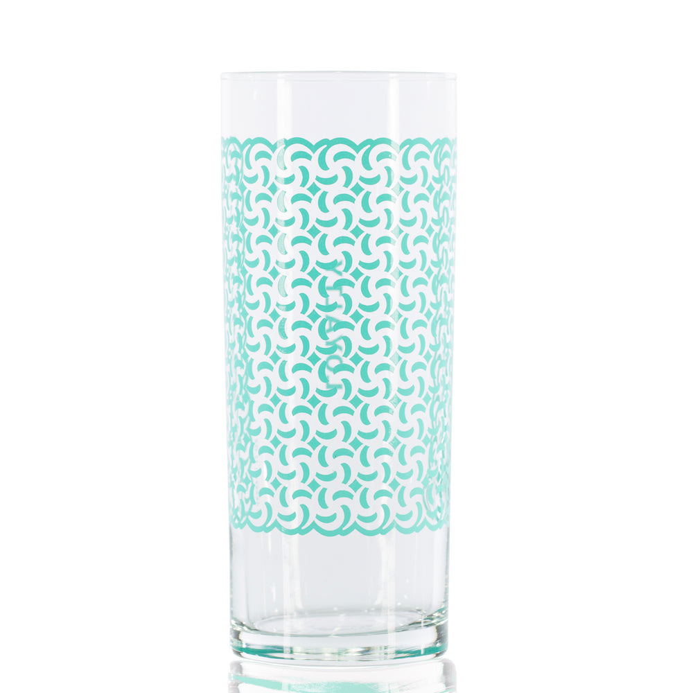 12 oz. Loyalty Tall Skinny Glasses