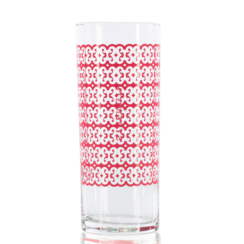 12 oz. Strength Tall Skinny Glasses