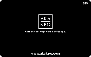 Load image into Gallery viewer, Akakpo Gift Cards