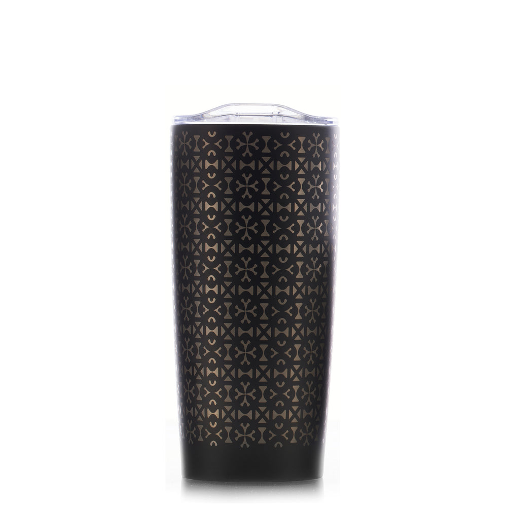 Load image into Gallery viewer, Unity in Diversity 20 oz. Tumbler in Black