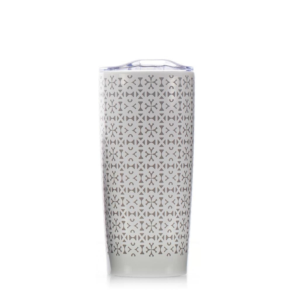 Load image into Gallery viewer, Unity in Diversity 20 oz. Tumbler in White