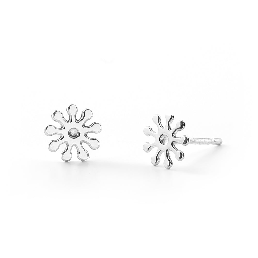 Load image into Gallery viewer, Do Not Envy Mini Stud Earrings