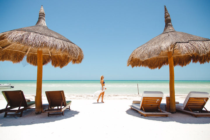An Artistic Retreat in Holbox