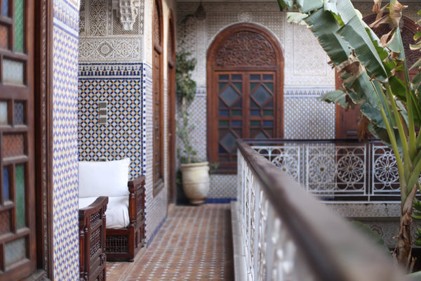 Riad Jardin Secret Marrakech