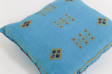 Moroccan Cactus Silk Sabra Pillows
