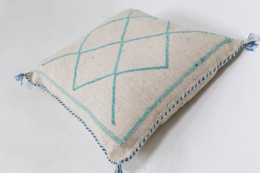 Moroccan Diamond Pillows