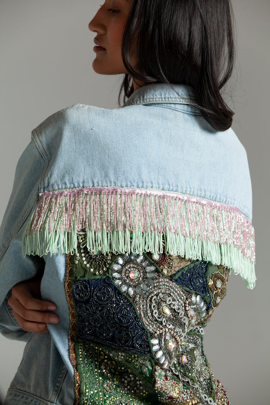 Dahlia Denim Jacket