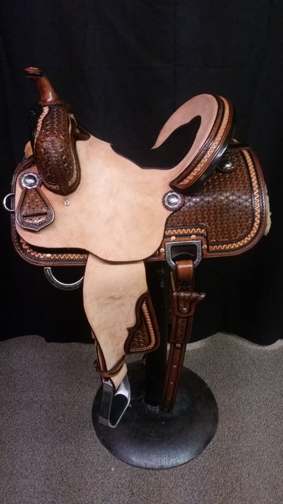 Sue Smith Saddle 1a