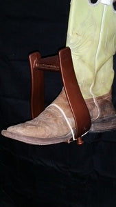 Sue Smith Barrel Stirrups