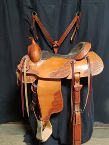 Baseline Series Trail Saddle ($2495)