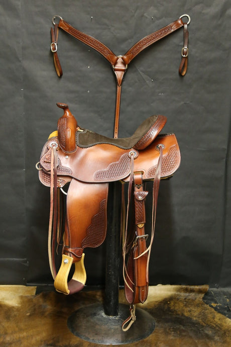 Saddle 12, Three Forks Baseline Trail Saddle, $2495