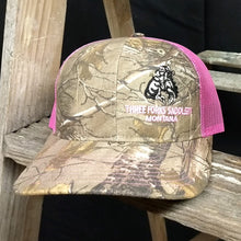 Load image into Gallery viewer, Three Forks Saddlery Ballcap