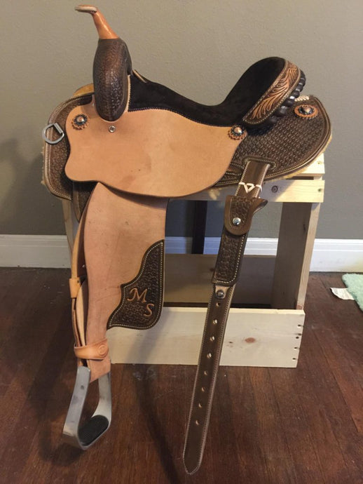 Saddle 6 (Base price + $175)
