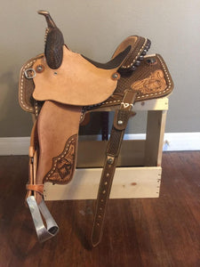 Saddle 8 (Base price + $930)