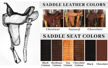 Load image into Gallery viewer, Custom Saddle