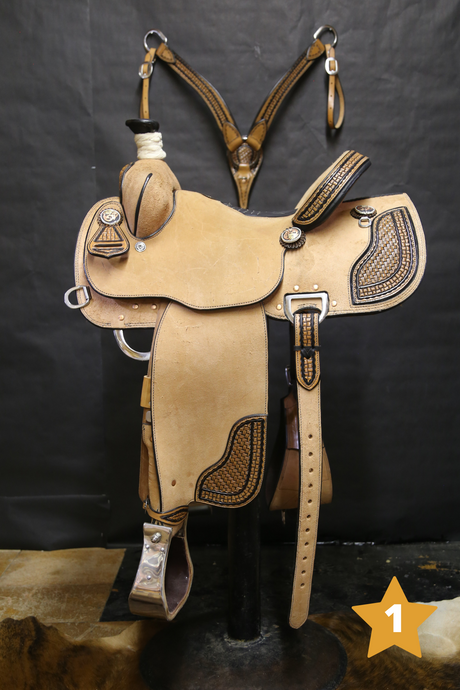 NFR Saddle 1 ($3450)