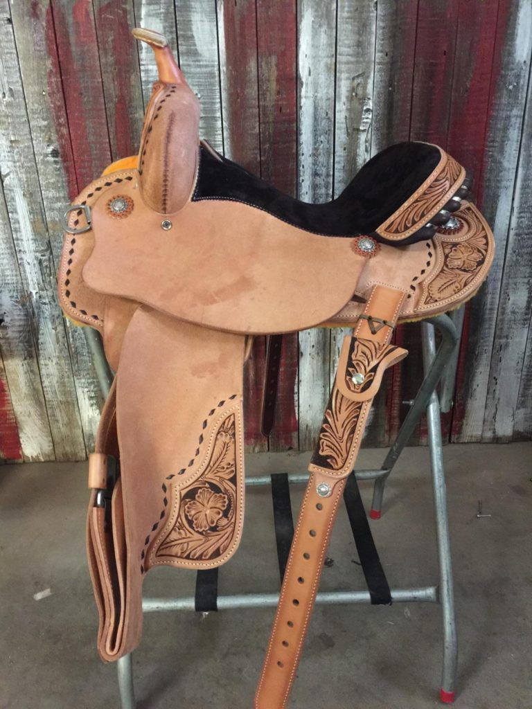 Saddle 12 (Base price + $870)