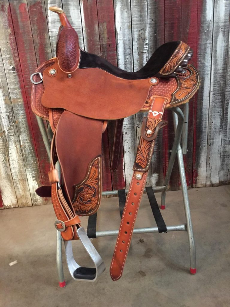 Saddle 13 (Base price + $600)