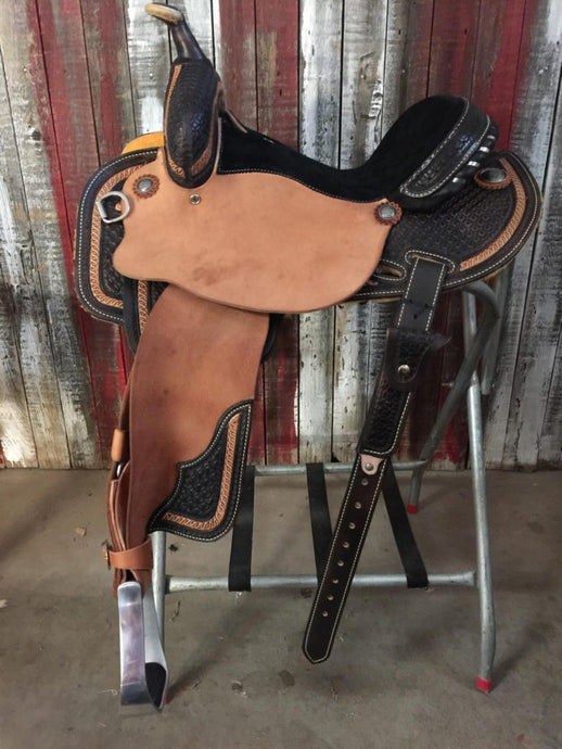 Saddle 14 (Base price + $160)