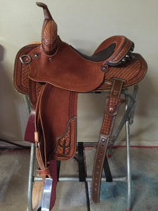 Saddle 15 (Base price + $400)