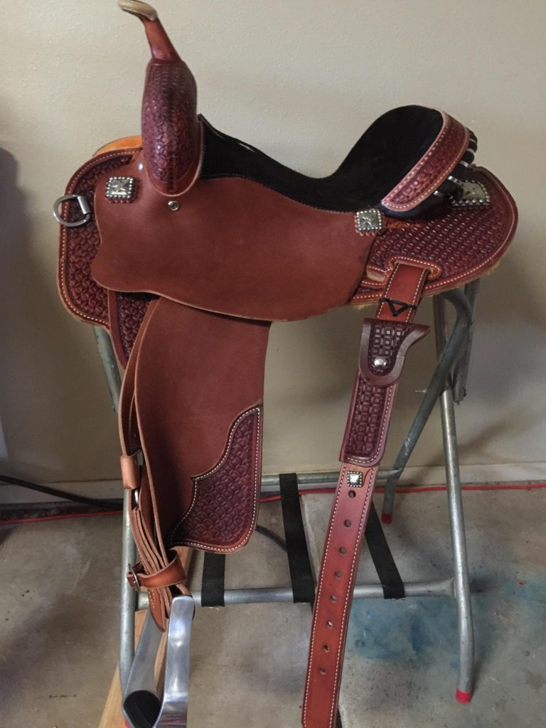 Saddle 16 (Base price + $65)
