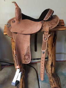 Saddle 17 (Base price + $430)