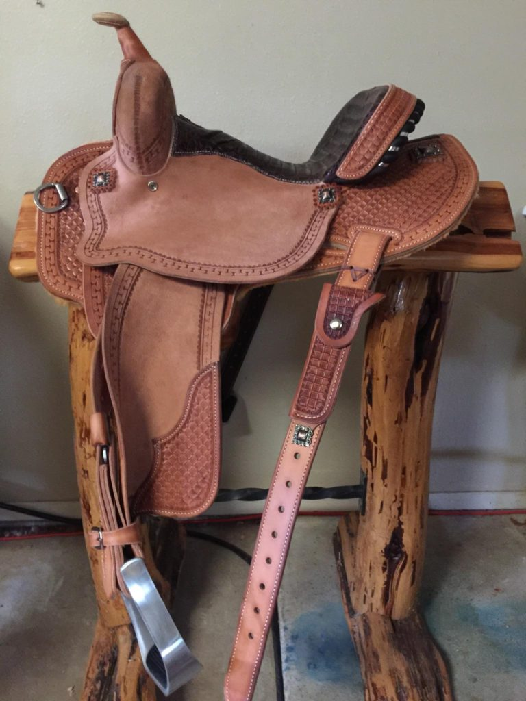 Saddle 18 (Base price + $525)