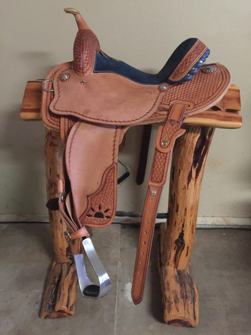Saddle 21 (Base price + $155)