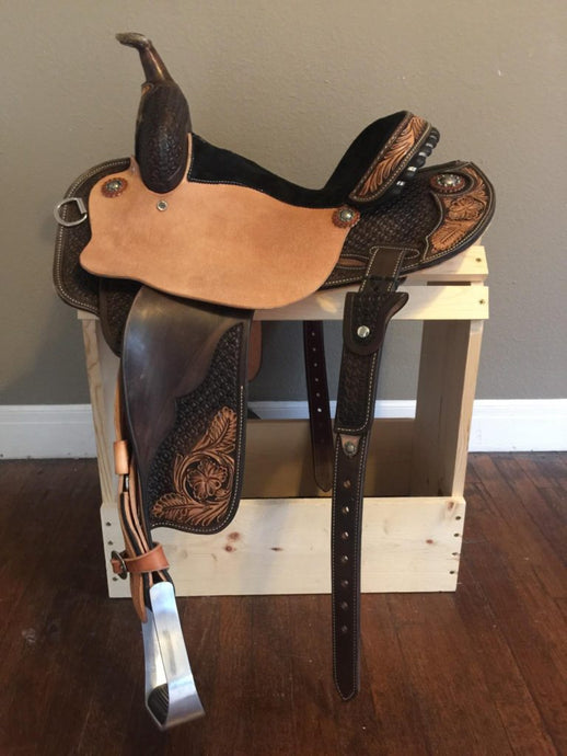 Saddle 22 (Base price + $700)
