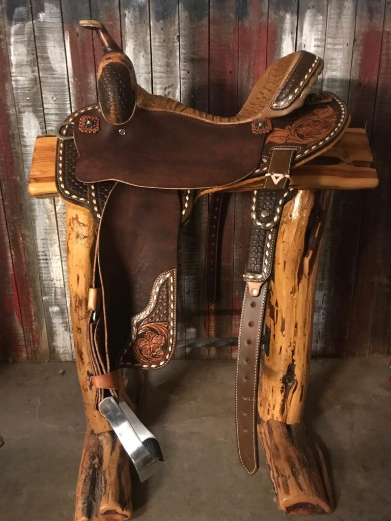 Saddle 29 (Base price + $1380)