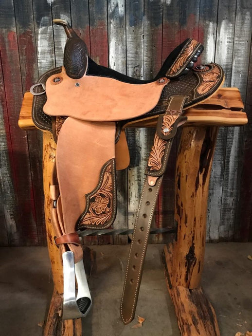 Saddle 33 (Base price + $650)