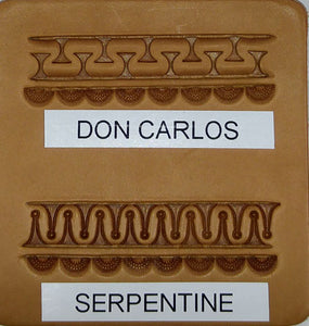 Don Carlos & Serpentine Border
