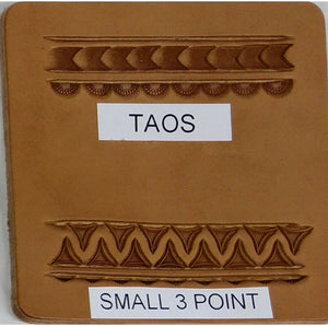 Taos & Small 3 Point Border