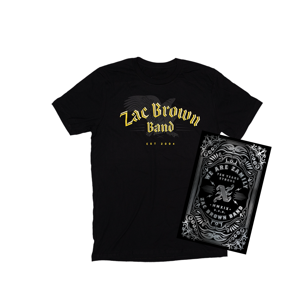 86166bb6 Zac Brown Band :: The Owl Tour