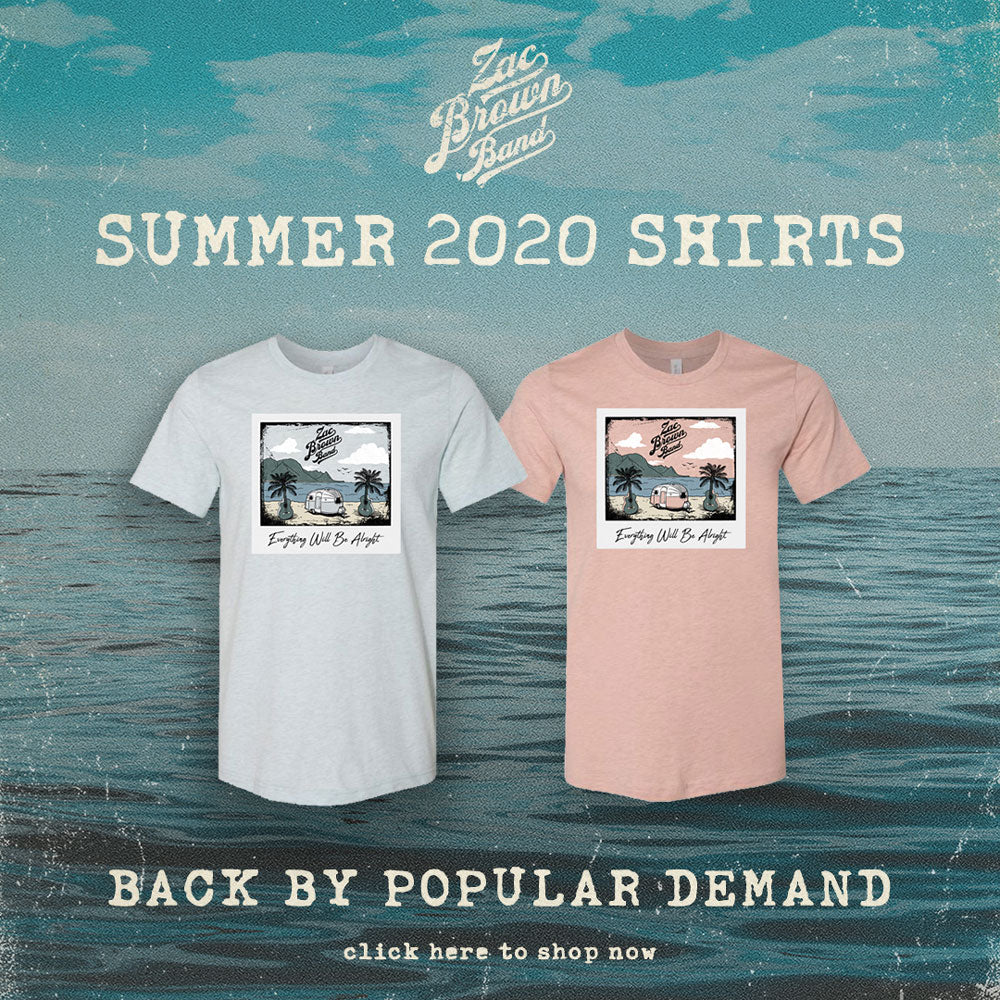 Summer 2020 Shirts - Only available through July 19th