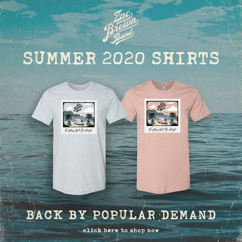 Summer 2020 Tee - Available Now For Pre-Order