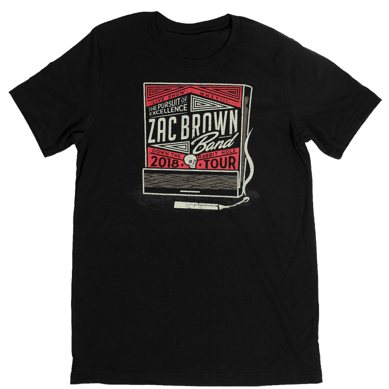2018 Matchbox Tour Tee
