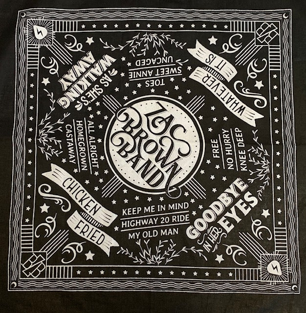 Song Lyrics Bandana
