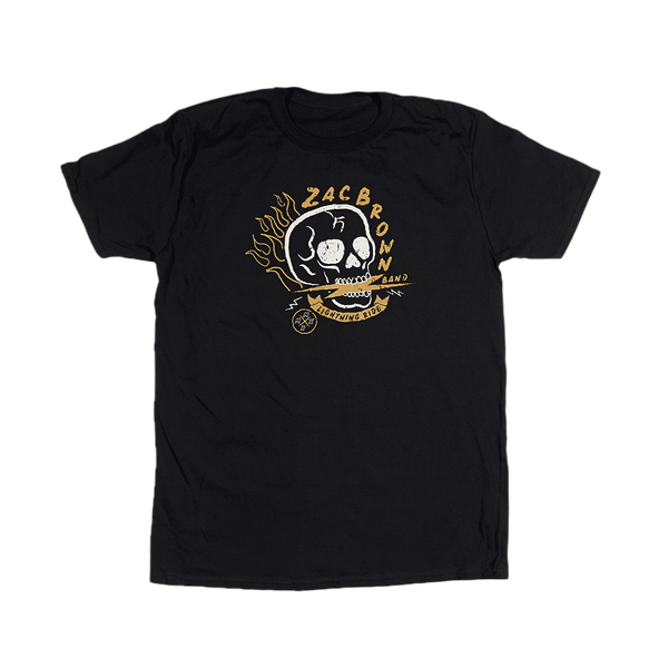 2020 The Owl Tour T-Shirt - Skull