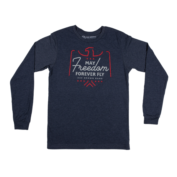 2020 The Owl Tour Long Sleeve T-Shirt - Freedom