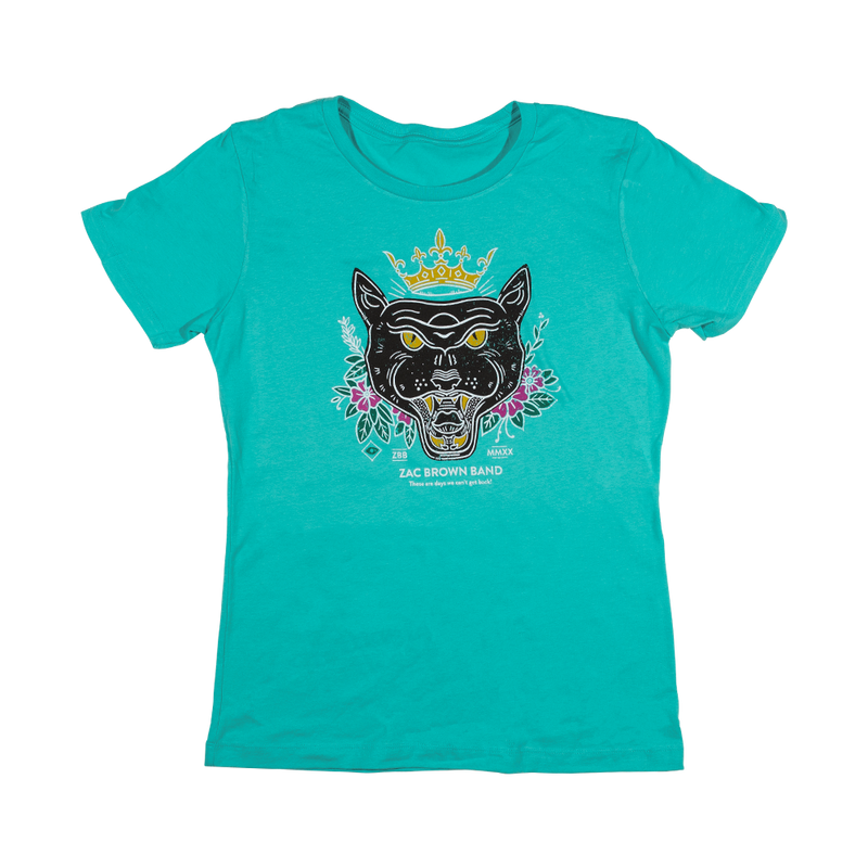 2020 Owl Tour Women's Panther Tee