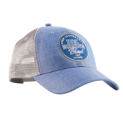 Blue/Gray USA Strong Hat