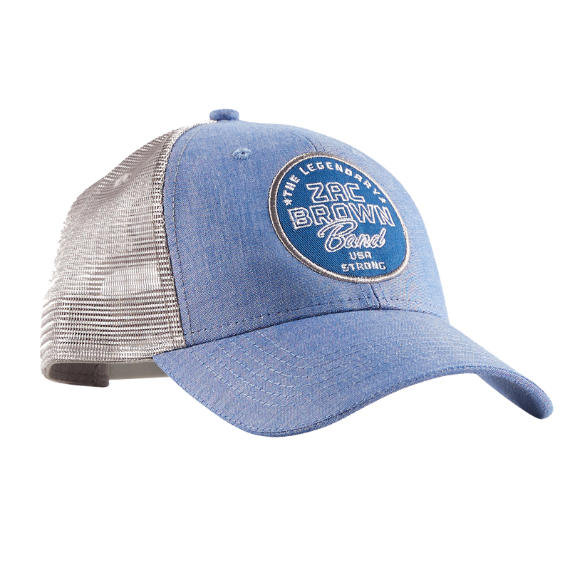 USA Strong Patch Hat