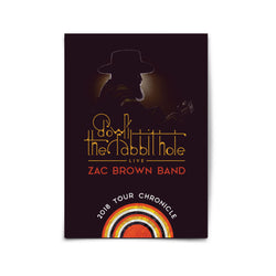 2018 Zac Brown Band Down the Rabbit Hole: Live Tour Chronicle