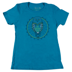 2017 Welcome Home Tour Women's T-Shirt - Owl